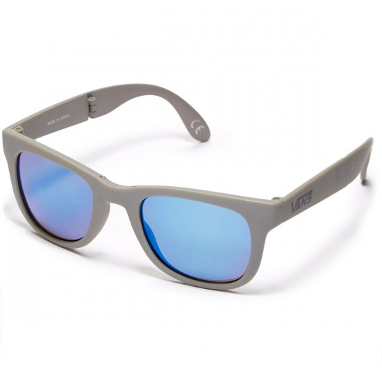 Vans Foldable Spicoli Sunglasses - Frost Grey