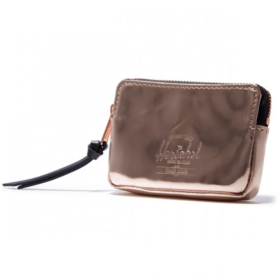Herschel Oxford Womens Wallet - Shiny Copper