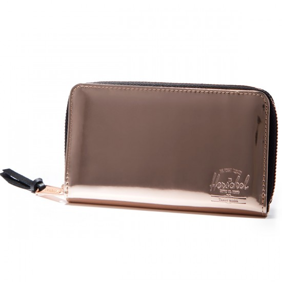 Herschel Thomas Womens Wallet - Shiny Copper