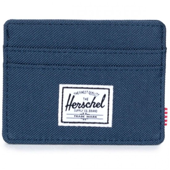 Herschel Supply Charlie Wallet - Navy