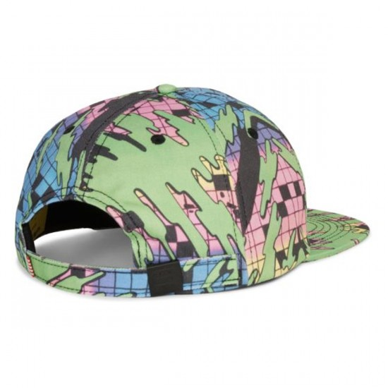 Herschel Albert Hat - Check/Surf