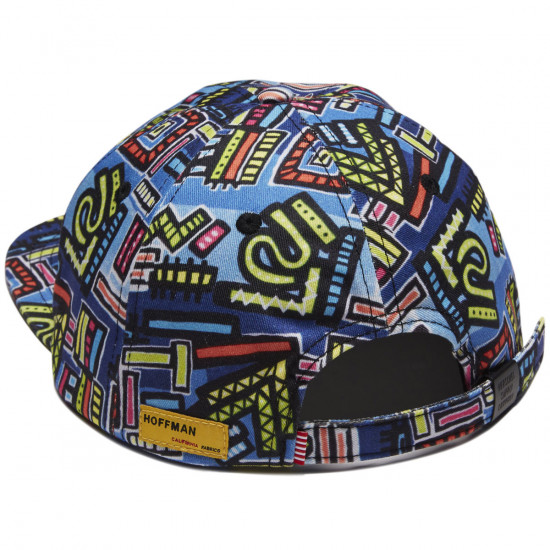 Herschel Albert Hat - Twill Abstract Geo