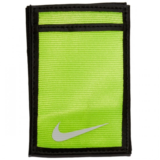 Nike Techesssential Magic Wallet - Volt