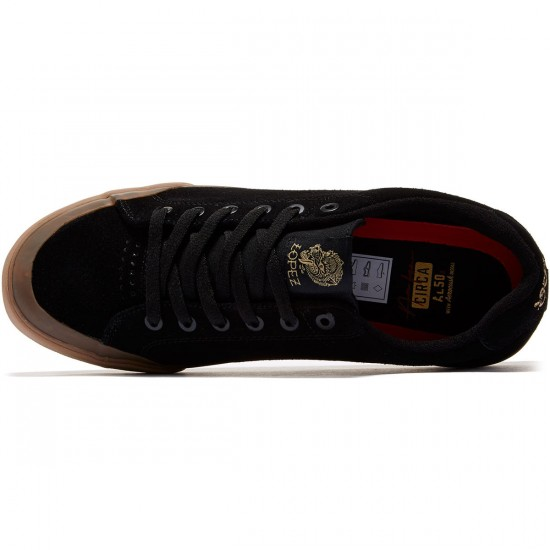 C1rca AL50R Shoes - Black/Gum - 8.0