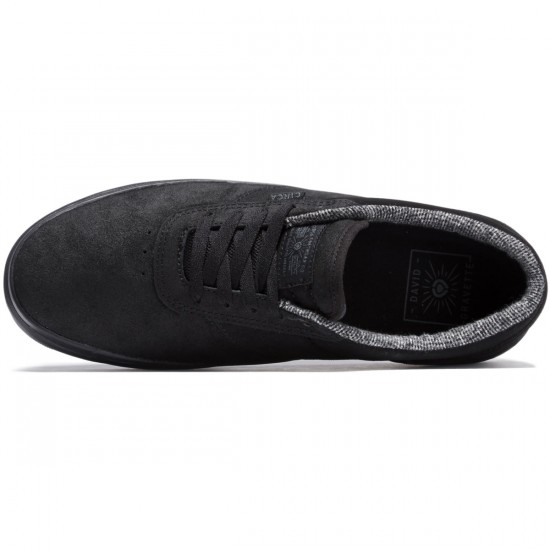 C1rca Gravette Shoes - Black/Shadow - 8.0