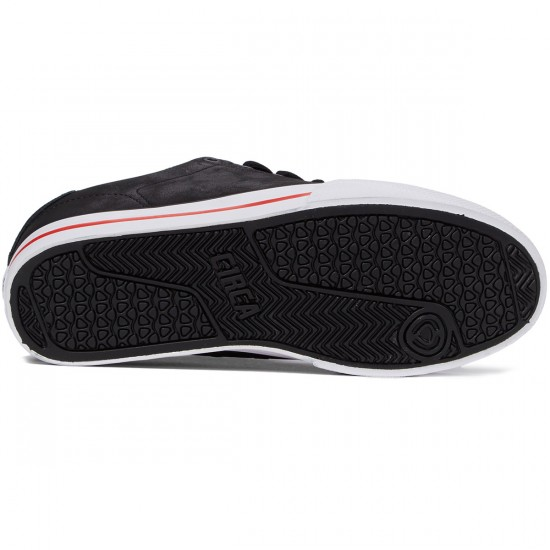 C1rca AL50 Shoes - Black/White/Plaid - 8.0