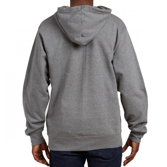Captain Fin Special Forces Fleece Hoodie - Gunmetal Heather