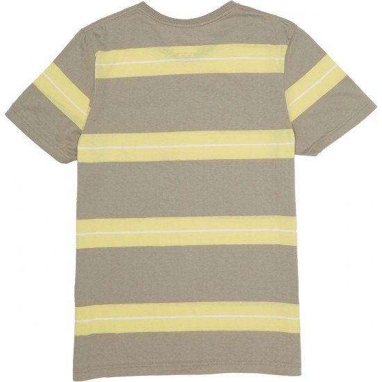 Captain Fin Able T-Shirt - Yellow