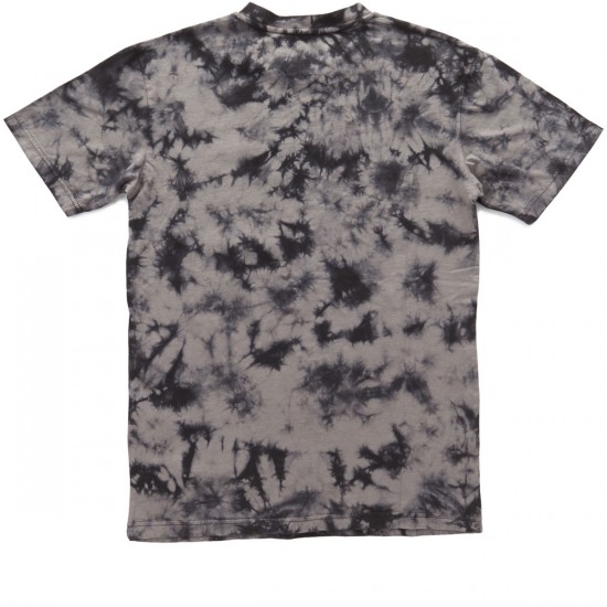 Grizzly Mid-Plains T-Shirt - Midnight Black