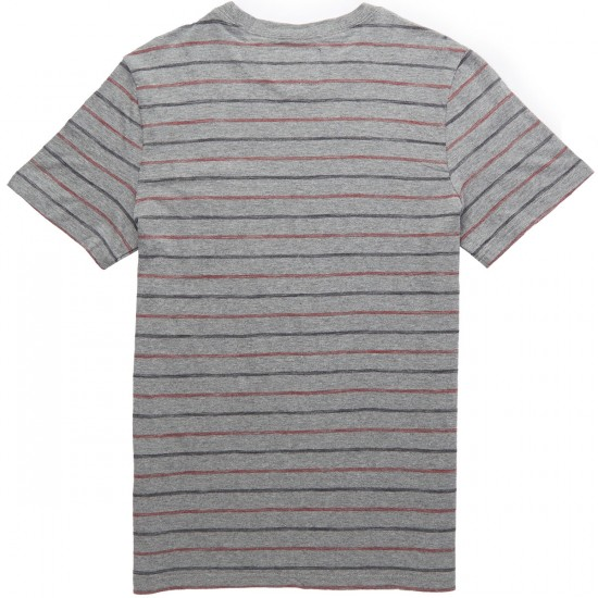 Roark Vargas T-Shirt - Heather Grey