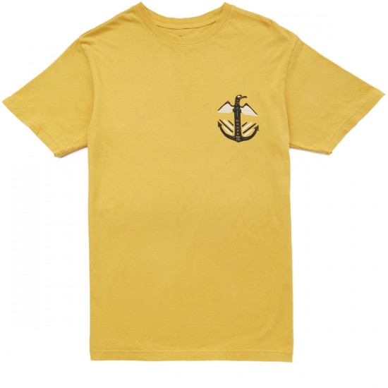 Roark High Power T-Shirt - Gold