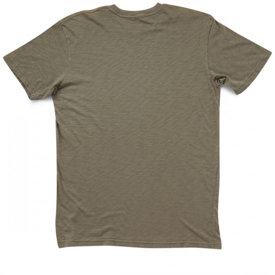 Roark Dark and Stormy T-Shirt - Army