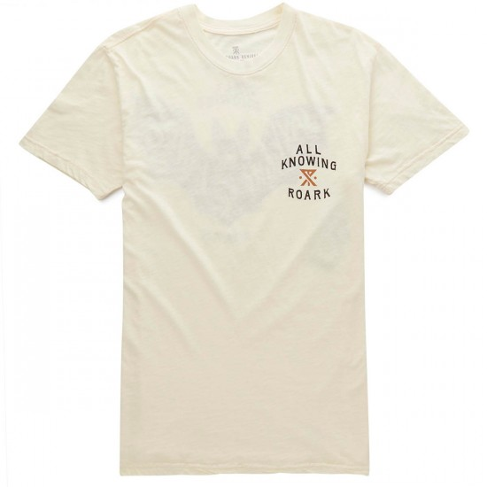 Roark All Knowing T-Shirt - Vintage White