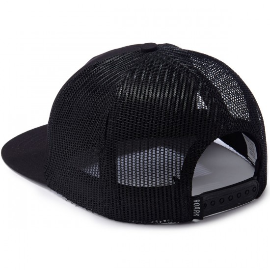 Roark Fear The Sea Hat - Black/Grey