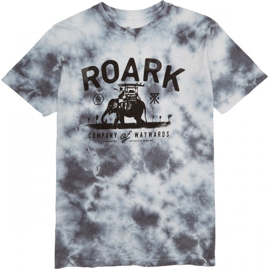 Roark Seek T-Shirt - White