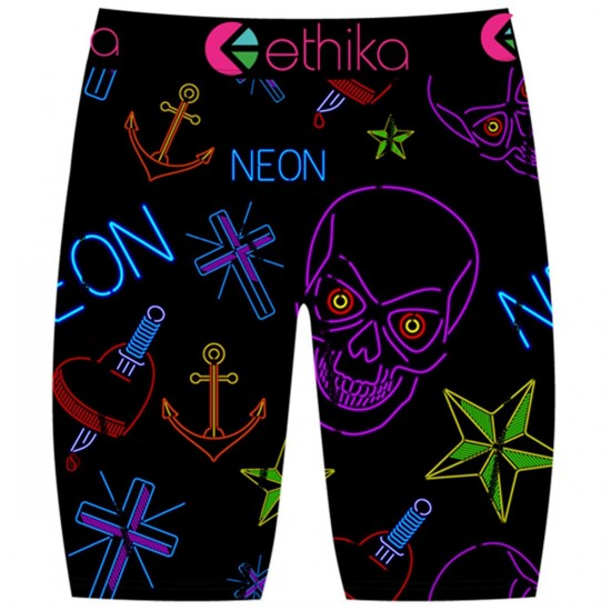 Ethika Its Lit Boxer Brief - Assorted