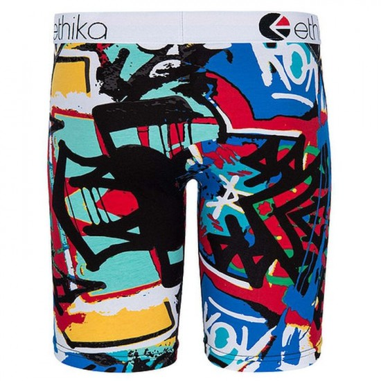 Ethika Wall Talk Underwear - Assorted