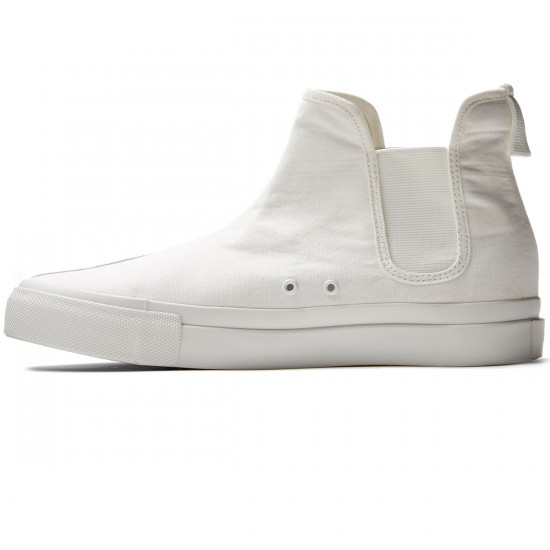 Clear Weather Jeffrey Shoes - White - 10.0