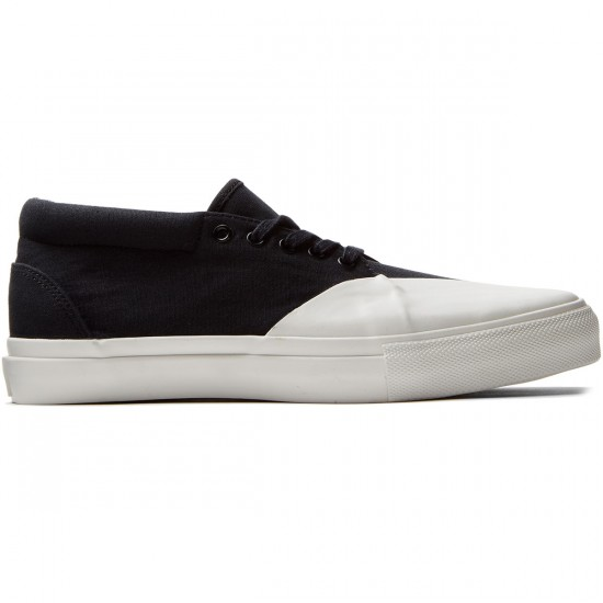 Clear Weather Walter Shoes - Black/White - 10.0