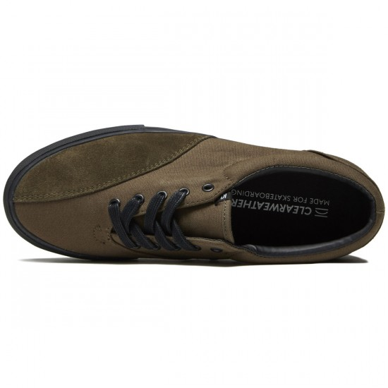 Clear Weather Donny Shoes - Dark Chocolate - 8.0