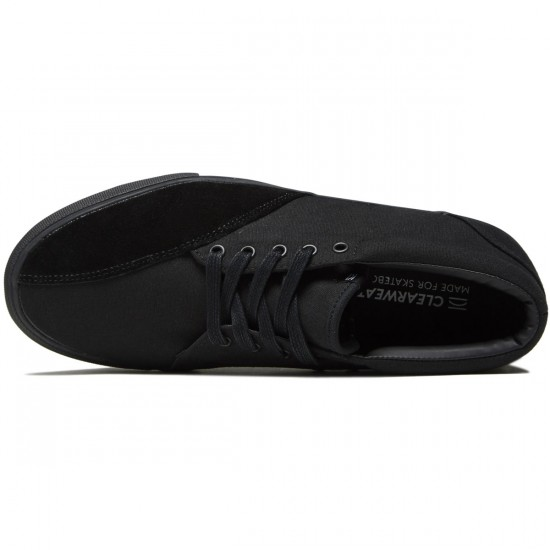 Clear Weather Walter Shoes - Black - 8.0