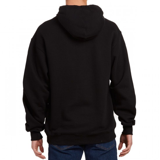 Grizzly Wound OG Bear Hoodie - Black