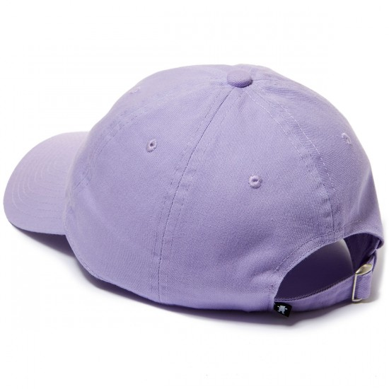 Grizzly X Jimi Hendrix Grizzly Hendrix Dad Hat - Lavendar