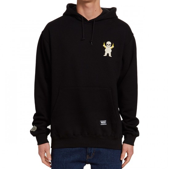 Grizzly Special Forces Hoodie - Black