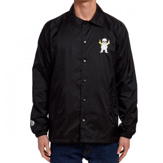 Grizzly Special Forces Jacket - Black