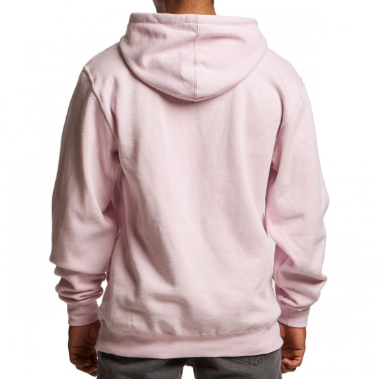 Grizzly OG Bear Embroidered Hoodie - Pink