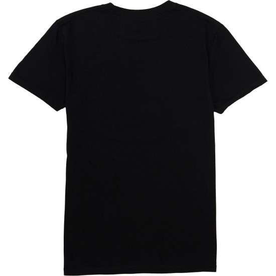 Just Have Fun Chatterbox T-Shirt - Black