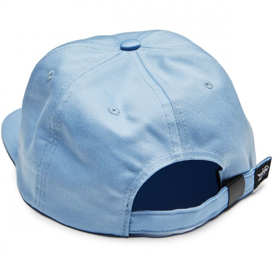 Just Have Fun All Is One Strapback Hat - Blue