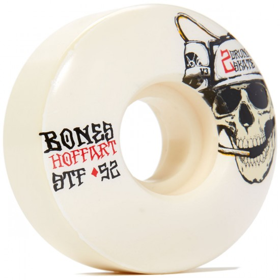 Bones STF Hoffart Beer Master V3 Skateboard Wheels - 52mm