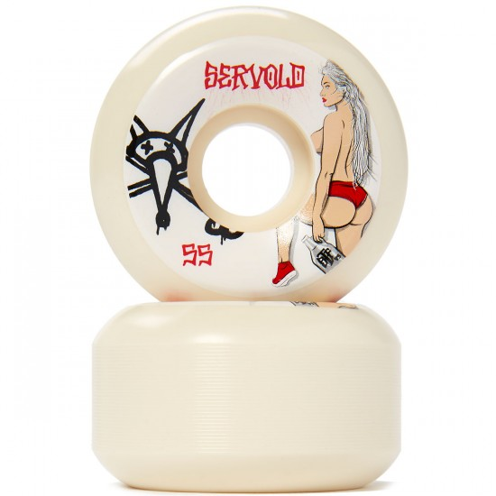 Bones STF Servold Jugs V5 Skateboard Wheels - 55mm