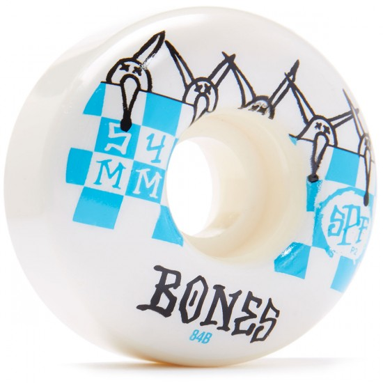Bones SPF Tiles 84b P2 Skateboard Wheels - 54mm