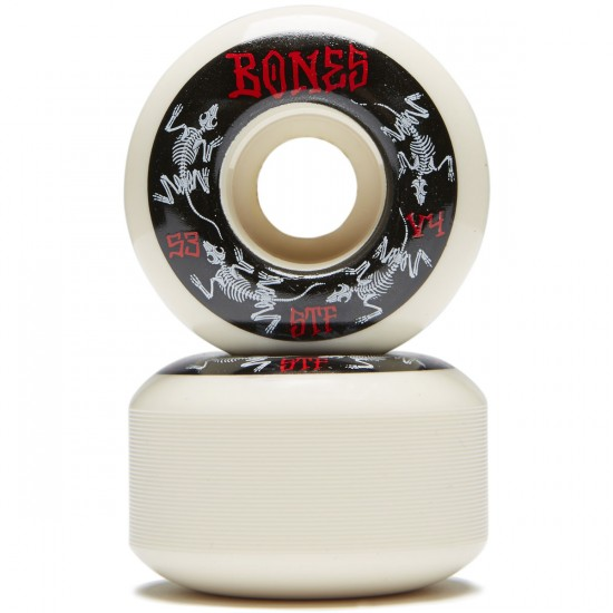 Bones STF V4 Series 2017 Skateboard Wheels - 53mm