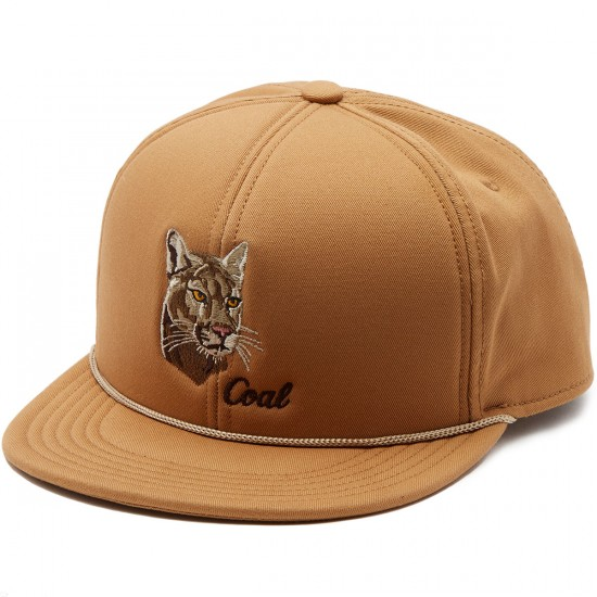 Coal The Wilderness SP Hat - Light Brown/Mountain Lion