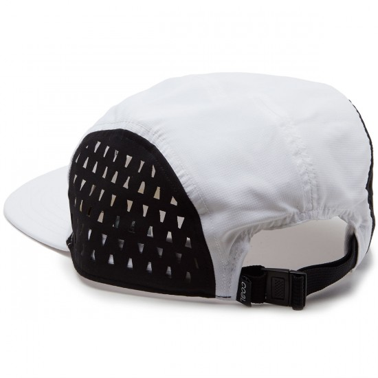 Coal The Pace Hat - White