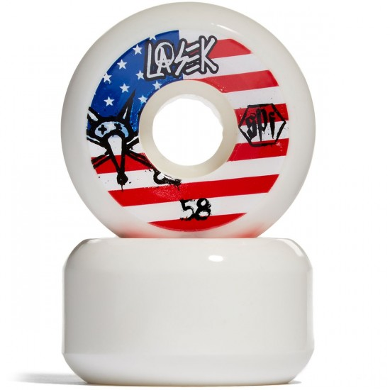 Bones SPF Lasek Pro Skateboard Wheels - 58mm