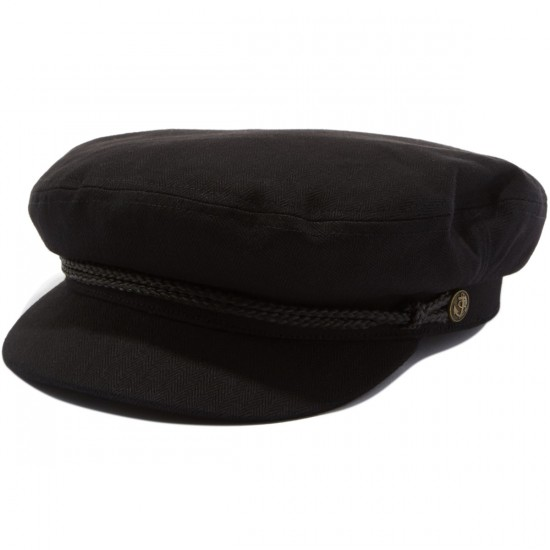 Brixton Fiddler Hat - Black - SM 906e859b846