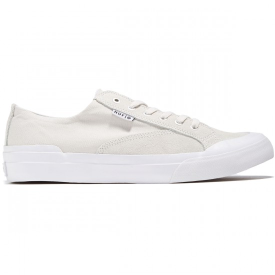HUF Classic Lo Ess Shoes - Bone White - 8.5