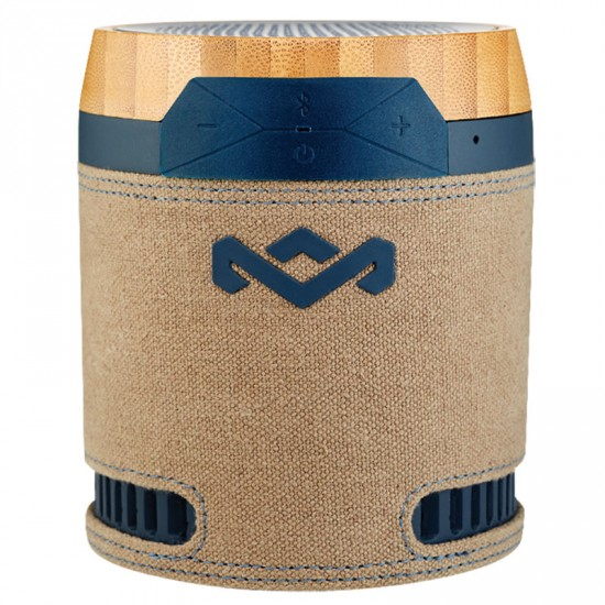 House Of Marley Chant Blue Tooth Travel Speaker - Navy