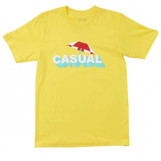 Casual Industrees Shade T-Shirt - Sunshine
