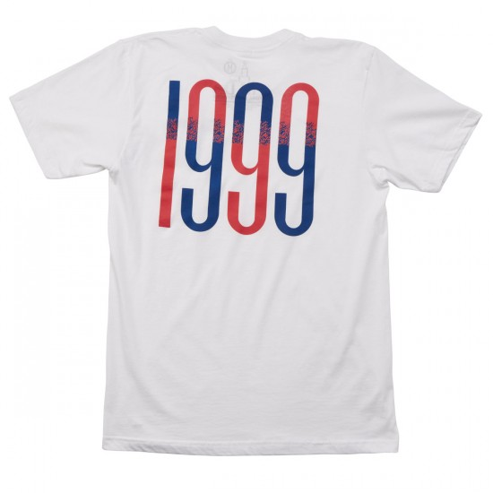 Casual Industrees The Fleet T-Shirt - White