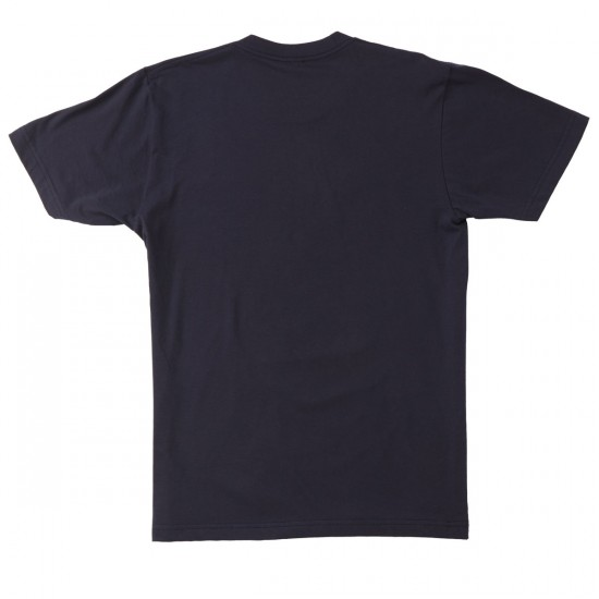 Casual Industrees NW Trident T-Shirt - Navy Blue