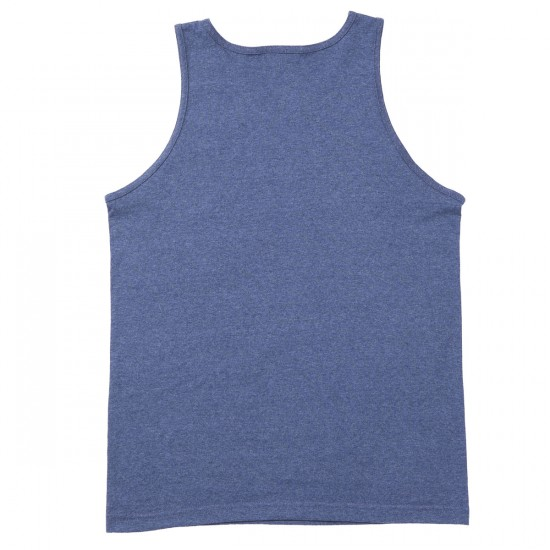 Casual Industrees The Cascades Tank Top - Heather Denim
