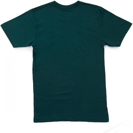 Casual Industrees PNW T-Shirt - Forest Green