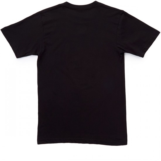 Casual Industrees PDX T-Shirt - Black
