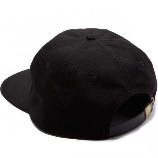 Casual Industrees We Stay Up Hat - Black