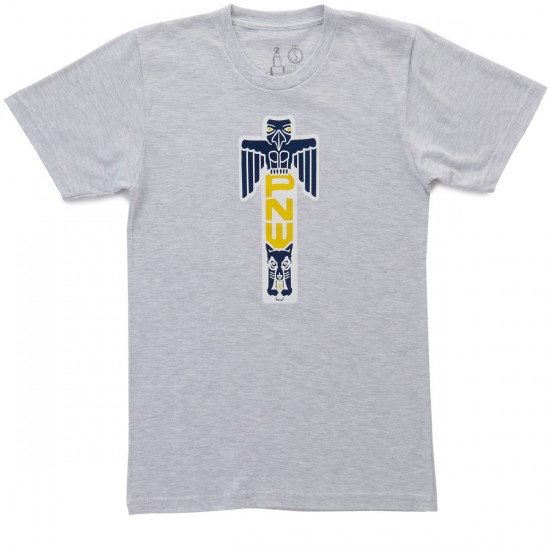 Casual Industrees PNW Totem T-Shirt - Ash
